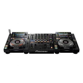 Pioneer 2x CDJ2000 Nexus + DJM900 Nexus Hire Sunshine Coast