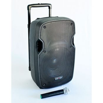 Portable PA Speaker & Mic Hire Sunshine Coast QLD